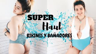 SUPER HAUL BIKINIS Y BAÑADORES + SORTEO + TRY ON HAUL | Natal…