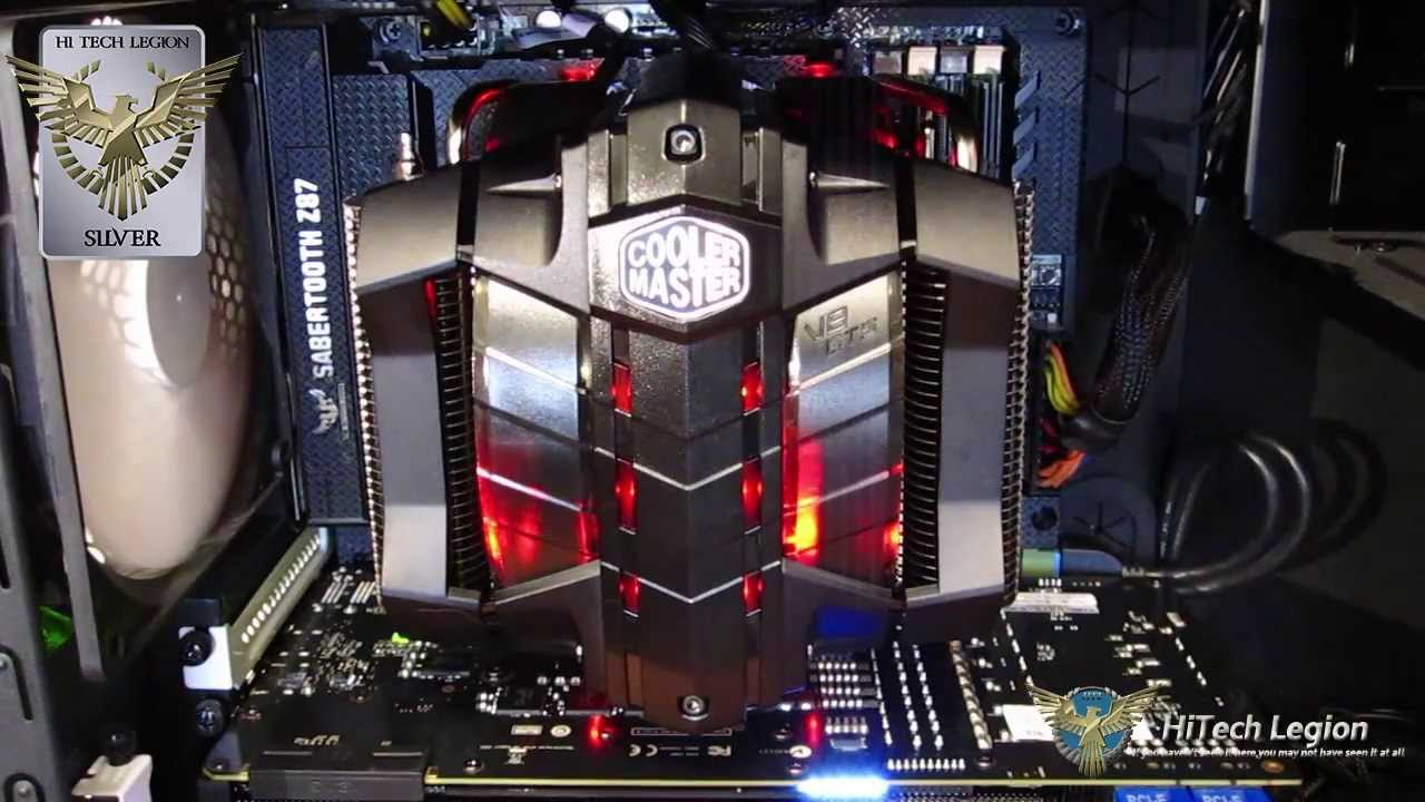 Cooler Master V8 Gts Overview Installation And Benchmarks
