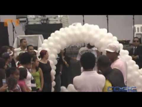 AIM 2009 - COGIC - Desfile COGIC 3 - COGIC 3 Juven...