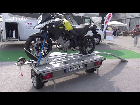 Motorcycle Trailers for Campers (2018)