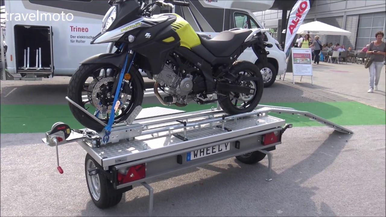 motorcycle trailers campers trailer