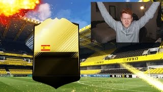 MY LUCK CONTINUES!?! FIFA 17 ULTIMATE TEAM PACK OPENING