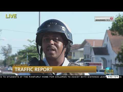 Traffic Report 03-04-2020