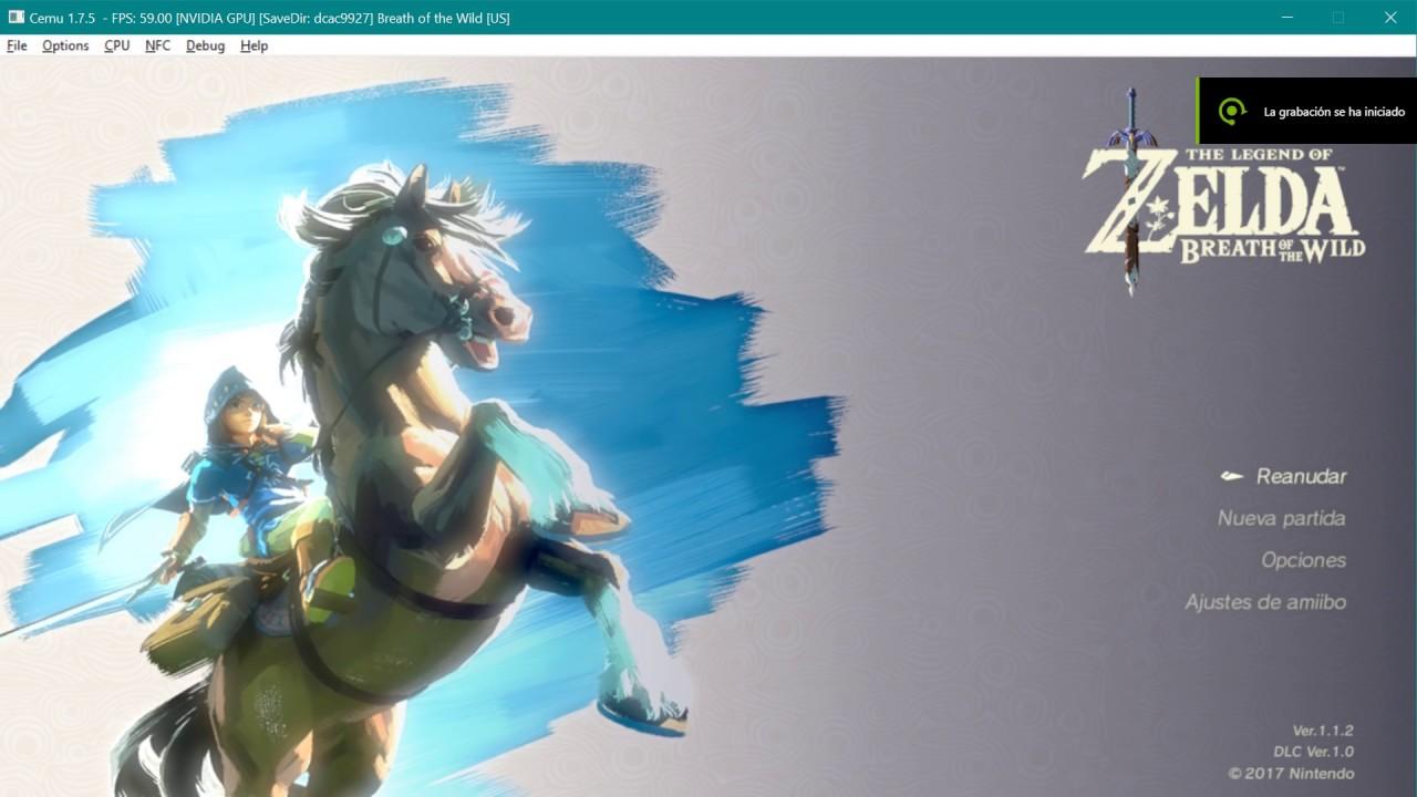Nueva info Cemu 1 7 6! | Nuevos shaders | Zelda Botw 1 1 2