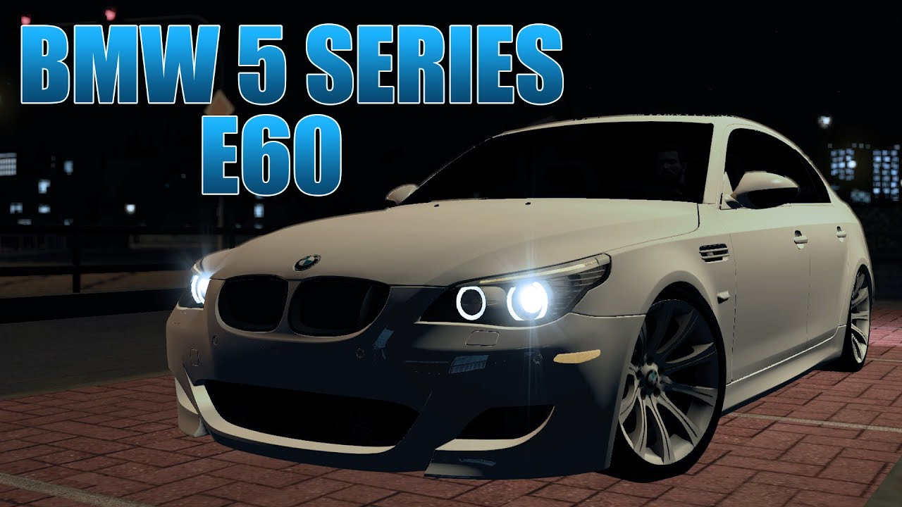 Bmw 5 Series E60 Euro Truck Simulator 2 Ets2 1 27 Mod Youtube