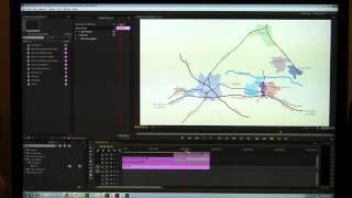 Animasyonlu Gezi Haritası nasıl - Premiere Pro CC
