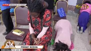 19.02.2021 FRIDAY KESHA LIVE SERVICE ON SASA TV GOSPEL Stream