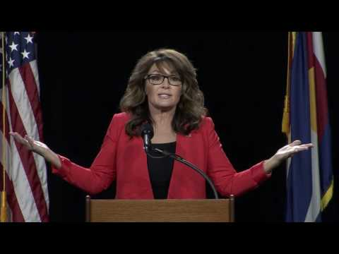Sarah Palin - Western Conservative Summit 2016