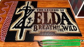 The Greatest Video Games of all Time! (IN 115,384 DOMINOES!) Video
