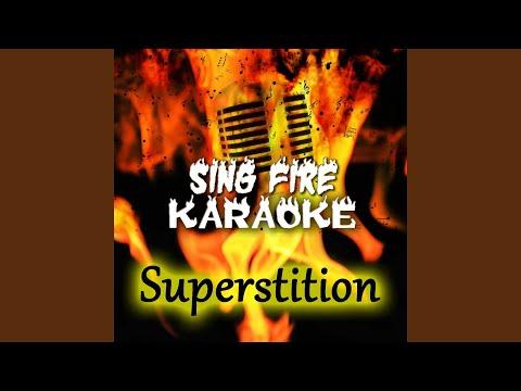 Superstition (Karaoke Version) (Originally Performed By Stevie Wonder) mp3