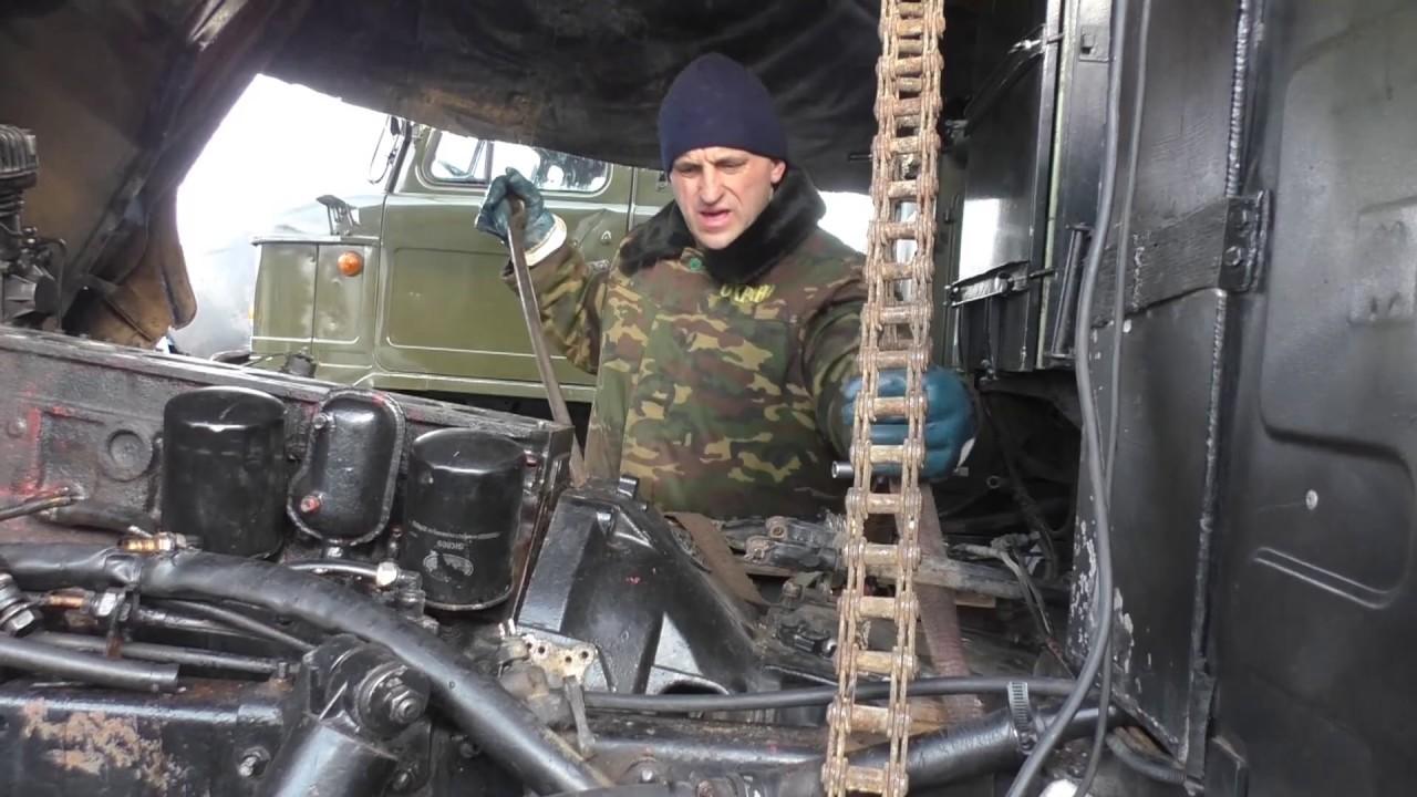 САМОЕ СТРАШНОЕ#ГАЗ66#ЧТО МОГЛО СЛУЧИТЬСЯ!КАП ремонт 27#дизель#FIAT# для#ШИШИГА#gaz66#