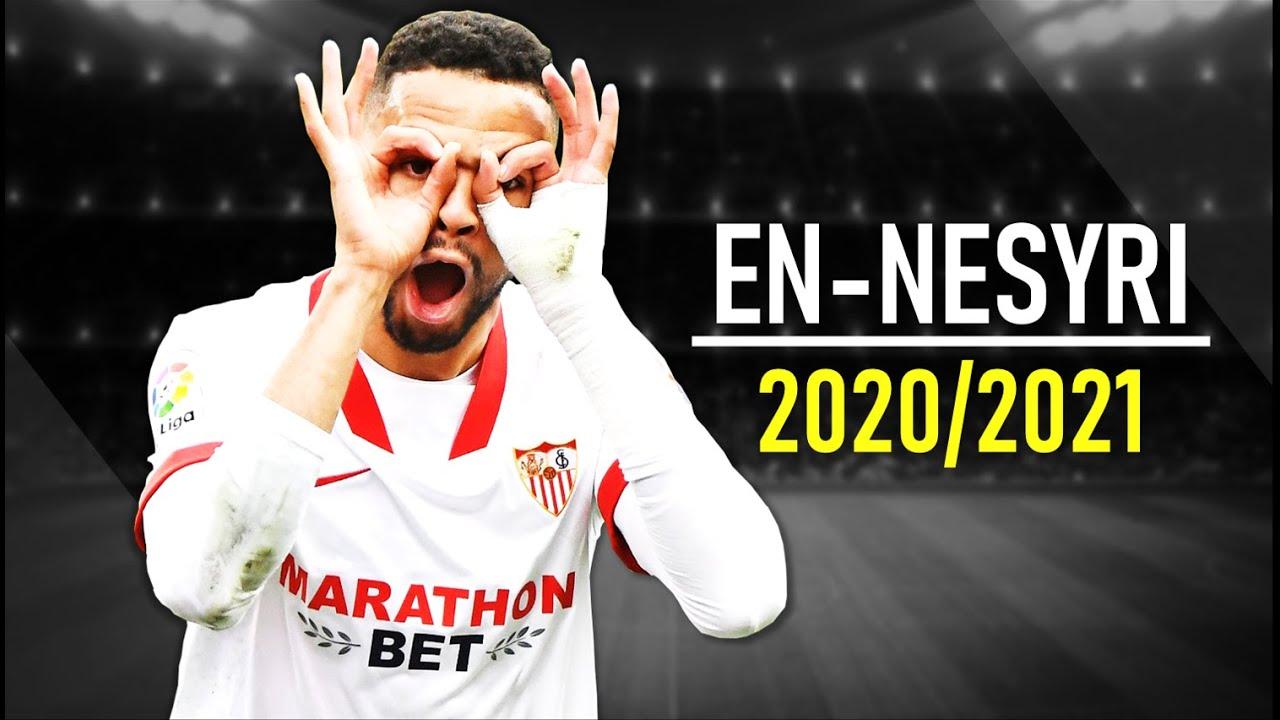 En-Nesyri becomes top-scoring Moroccan in La Liga history as ...