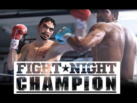 how to make rocky balboa in fight night champion
