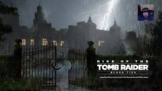 "OOOHBILLY'S  playing ""Rise Of The Tomb Raider: Croft Manor"" (PS4)  [pt 9] - LIVE"