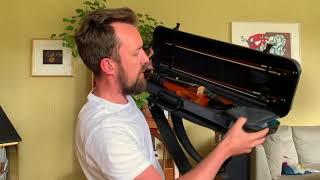 Gewa Air 2.1 Violin Case Review