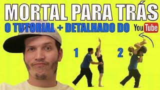 MORTAL PARA TRAS !O TUTORIAL MAIS DETALHADO DO YOUTUBE