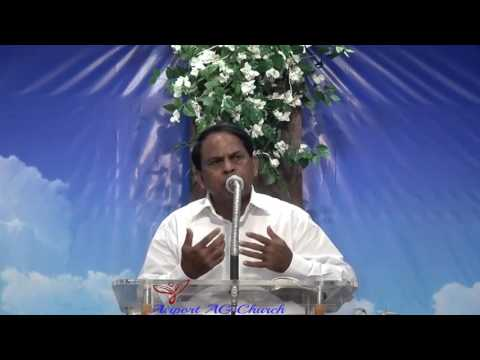 Pr. C.O. Jacob- Message No.13. വഴികൾ
