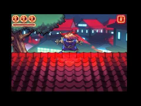 Elusive Ninja: The Shadowy Thief - iPhone - US - Gameplay Trailer
