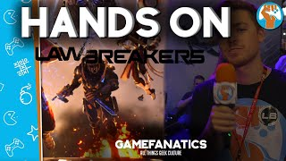 Lawbreakers Interview with Rohan Rivas from Boss Key Productions