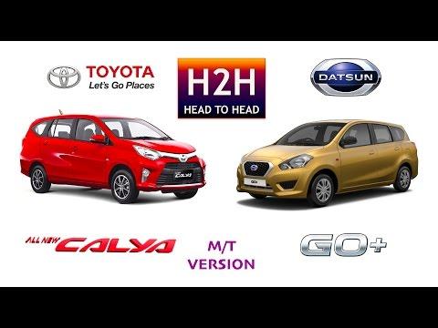 Head2Head 87 Toyota CALYA vs DATSUN GO