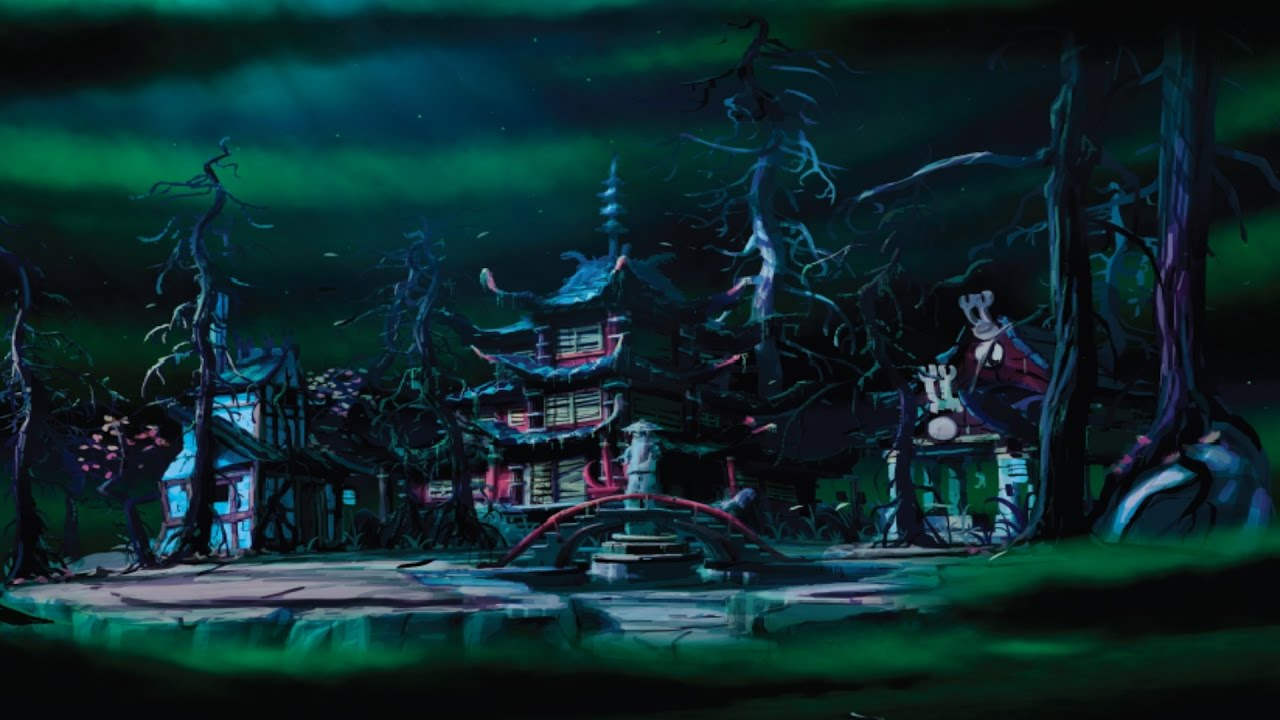 Ninjago day of the departed concept art and blueprints youtube malvernweather Gallery