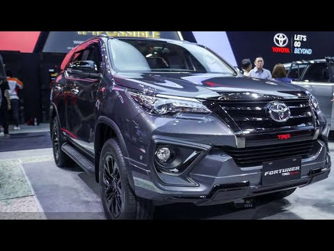 FEATURE NEW TOYOTA FORTUNER 2020 | EXTERIOR AND INTERIOR VIEW