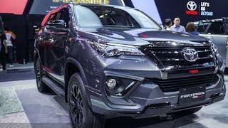 nEW PREMIUM TOYOTA FORTUNER 2020  FULL REVIEW