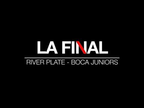 LA FINAL | River Plate - Boca Juniors | Copa Libertadores | La Película