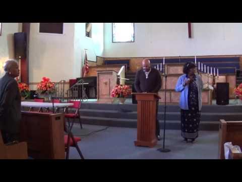 Leadership Meeting 1/22/17 - Rev. Aaron Gray