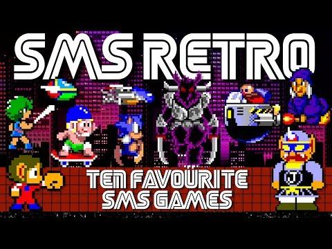 10 Favourite Sega Master System Games - SMS Retro
