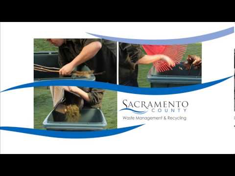 Yard Clippings - Waste Management and Recycling
