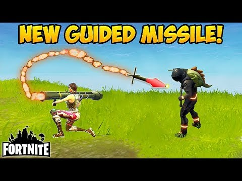 NEW GUIDED MISSILE BEST PLAYS! - Fortnite Funny Fails and WTF Moments! #149 (Daily Moments)