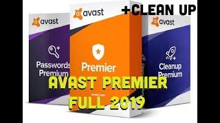 licencia avast premier 2018 hasta 2050