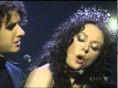 There For Me(Live) - Sarah Brightman & Josh Groban