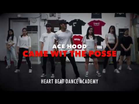 Came Wit The Posse by Ace Hood | Jade Alimento | Choreography