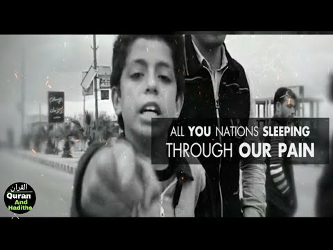 { Emotional }:Syria Is Calling You || Latest 2018 Islamic Reminder 😢😢😢