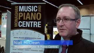 Monaghan Music & Piano Centre - SFA 2014 - Irish Independent