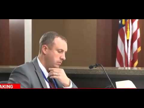 Justin Ross Harris - Hearing - Day 1 - Part 2