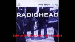 Radiohead Lewis (Mistreated) Subtitulada