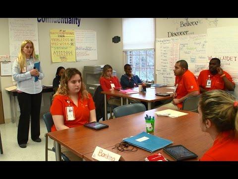 Superstars in Education 2017 Winner - Project SEARCH, Bayhealth