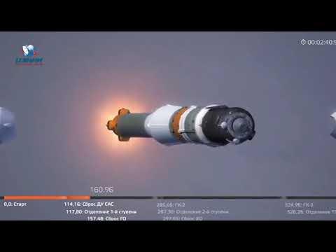 Авария ракеты Союз 11 октября