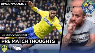 Leeds v Derby   KEEP THE FAITH, ITS OUR TIME