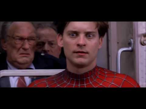 Spiderman 2 Train Scene But With The Spiderman 2 Pizza Delivery Theme