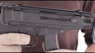 KWA Scorpion KZ61 Gas Airsoft Gun Review