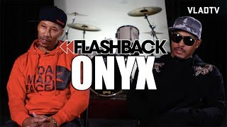 Onyx Recalls Chi Ali Getting Arrested for Murder After Murder Scene in 'Strapped' (Flashback)