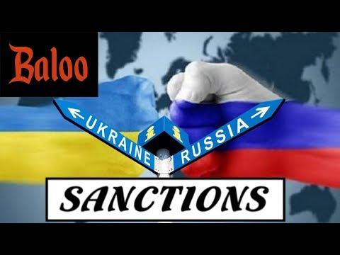 Санкции России против