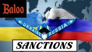 Санкции России против Украины.