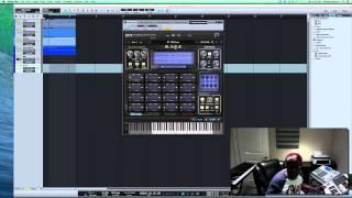 BLAQUE Keymode Beat Making