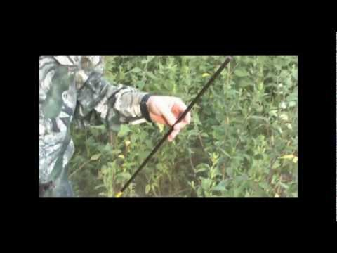 GrizzlyStik Arrows & Broadheads in Action
