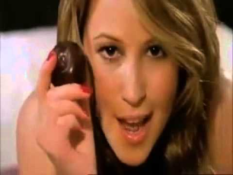 Rachel Stevens gets saucy for Everyman